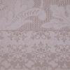 Скатерть жаккард KARNA VIPCOTON 160x300 см Серый