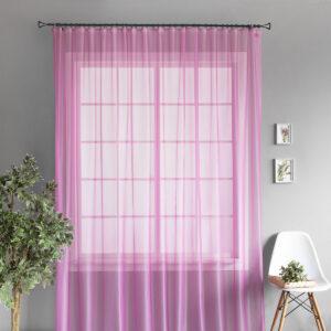 Портьера Тара Фиолетовый 300х270