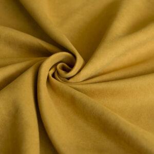 Декоративная ткань Ким Горчичный