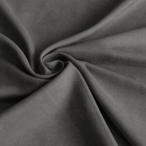 Декоративная ткань Ким Темно-серый