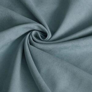 Декоративная ткань Ким Серо-голубой