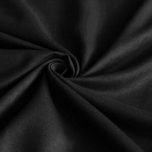Декоративная ткань Ким Черный