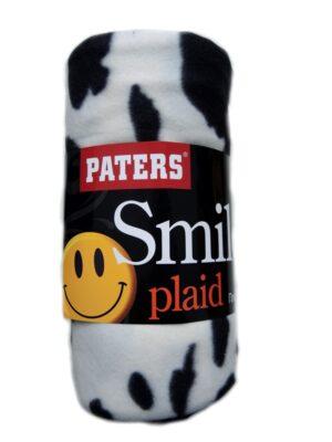Плед Paters  Smile  Корова