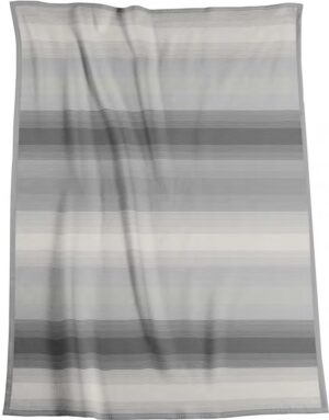 Плед Bocasa Stripe Grey 751225 Германия